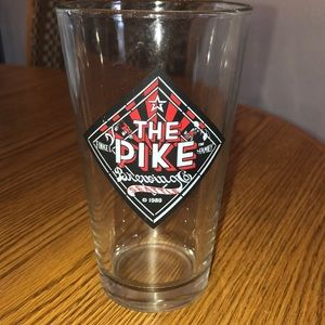 The Pike Brewing Company Pint Glass